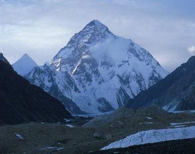 K2 Mountain K2 photos copyrighted by: Alan Ingram